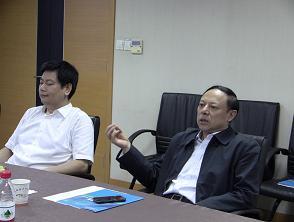四川领导视察格瑞特总公司